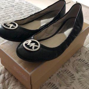 Michael Kors black Flats